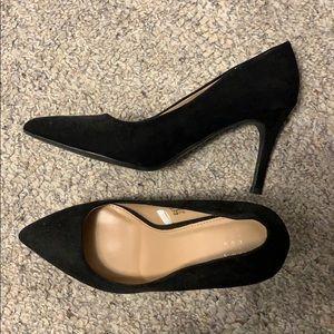 Target Shoes - Target black heels